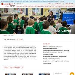 Primary School PPA Cover
