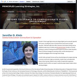 Services & Specialists - PRINCIPLED Learning Strategies, Inc.