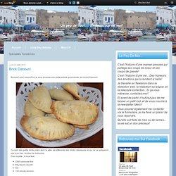 Spécialités tunisiennes - Brick danouni - Escapade gourmande… - jelbana bél Alouch… - chorba frik à… - Aidekom mabrouk! - Un peu de tout..Beaucoup de moi!