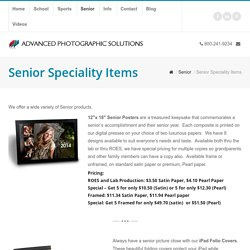 Advanced Photographic Solutions