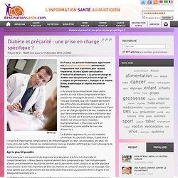 Diabète et précarité : une prise en charge spécifique ?