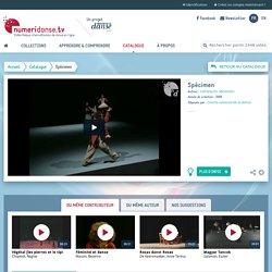 Video «Spécimen» par Lefrançois, Sébastien
