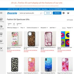 Fashion Girl Iphone 4 Skins from Zazzle