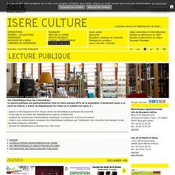 Lecture publique en Isère - Culture, spectacle, manifestations et festivals - Isère culture