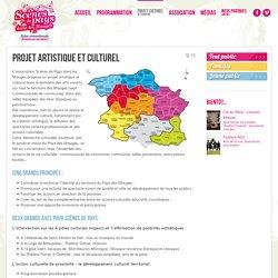 Scènes de Pays dans les Mauges : spectacles, concerts, musique, danse, théâtre… en Pays de la Loire - Projet artistique et culturel