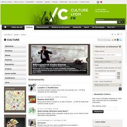 Sortir ? Lyon : concerts, spectacles, expositions, festivals?