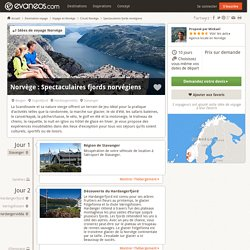 Voyage Norvège: Spectaculaires fjords norvégiens