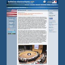 BE Etats-Unis 247 >> 20/05/2011 Sciences de la vie - Biologie de synthèse : des avancées spectaculaires, un encadrement réglem