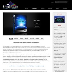 Products - Omnisphere - Power Synth