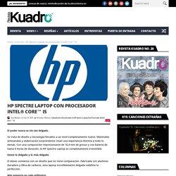 HP Spectre Laptop con procesador Intel® Core™ i5