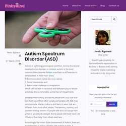 Autism Spectrum Disorder (ASD) - Pinkymind