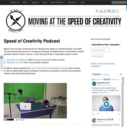 Speed of Creativity Podcast