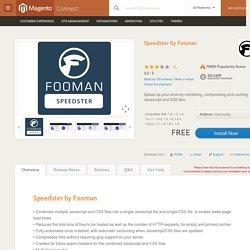 Speedster by Fooman