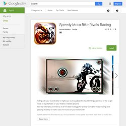 Speedy Moto Bike Rivals Racing - Android Apps on Google Play