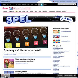 Spel - Junior
