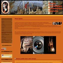 Photo Spéléo - GSAM - Groupe Spéléologique Archéologique Mandeure