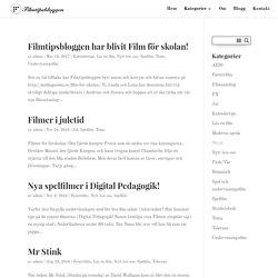 Filmtipsbloggen