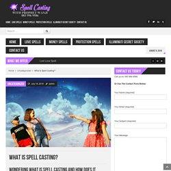 Spell caster - spellcasting.co.za