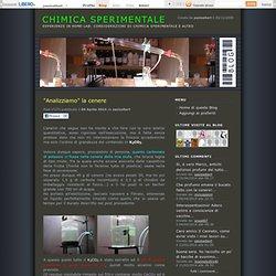 CHIMICA sperimentale - Esperienze in home-lab: considerazioni di chimica sperimentale e altro