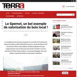 TERRA 24/08/17 Le Spernot, un bel exemple de valorisation du bois local !
