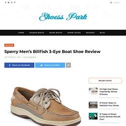 Sperry Men's Billfish 3-Eye Boat Shoe Review