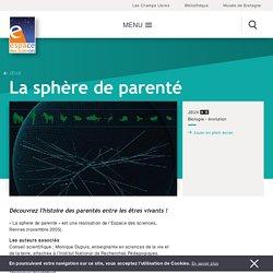 Espace des sciences - LA SPHERE DE PARENTE