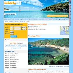 Spiaggia di Felciaio nel comune di Capoliveri Isola d'Elba. Guida alle spiagge dell'Isola d'Elba