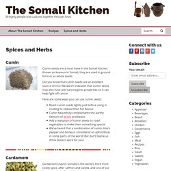 The Somali Kitchen