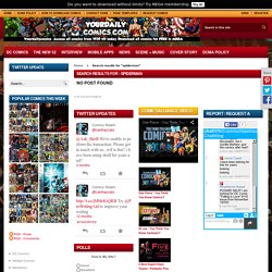 You searched for spiderman - Download Free Comics