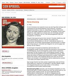 DER SPIEGEL38/1951 - Marke Shocking