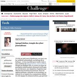 Spiegel Online, temple du cyber journalisme