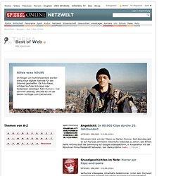 Sonstiges - Best of Web - SPIEGEL ONLINE - Nachrichten