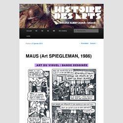 Histoire des arts du collège Camus