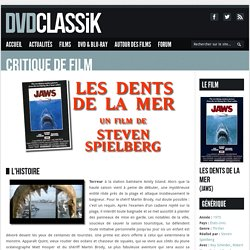 Les Dents de la mer de Steven Spielberg (1975) - Analyse et critique du film