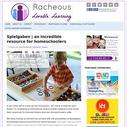 an incredible resource for homeschoolers