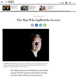 The Man Who Spilled the Secrets | Politics