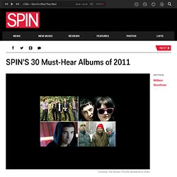 S 30 Must-Hear Albums of 2011
