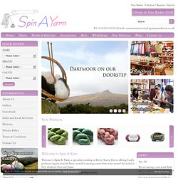 Spin A Yarn - The Shop for Wool and Yarn in Devon