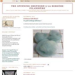 The Spinning Shepherd § La Bergère Filandière
