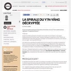 La spirale du yīn-yáng décryptée » OwniSciences, Société, découvertes et culture scientifique