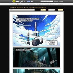 Spirit Blade Mountain 1 - Read Spirit Blade Mountain 1 Online