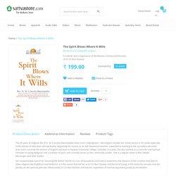The Spirit Blows Where It Wills