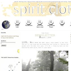 - Spirit Cloth