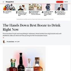 Best Spirits of 2021 - Top Reviewed Liquor Brands and Bottles