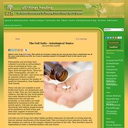 Spiritual & Healing Practices