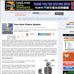 Your New Chakra System