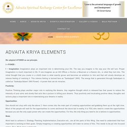 Advaita Spiritual Recharge Centre for Excellence