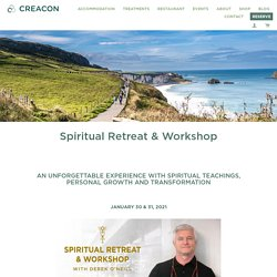 Spiritual Retreat and Workshop in Ireland