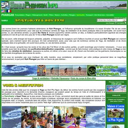 Spiritualité & Bien-Être - koh phangan info guide Thaïlande, toutes les activités Spirituelles, Yoga, méditation, retraite vipassana, nettoyage corporel, sauna aux herbes, tantra yoga, meditation