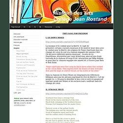 Negro-spirituals - Site Jimdo de histoiredesarts!